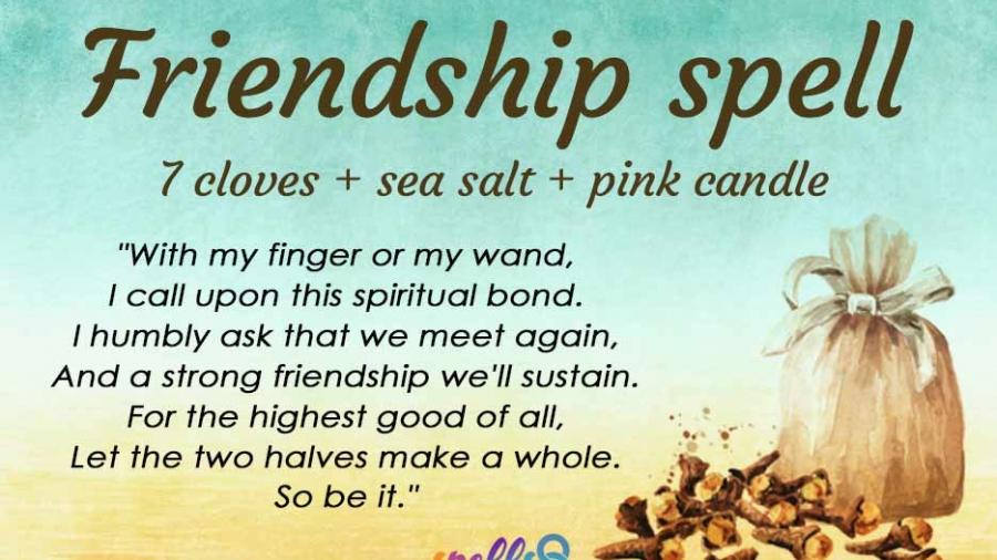 FRIENDSHIP SPELLS