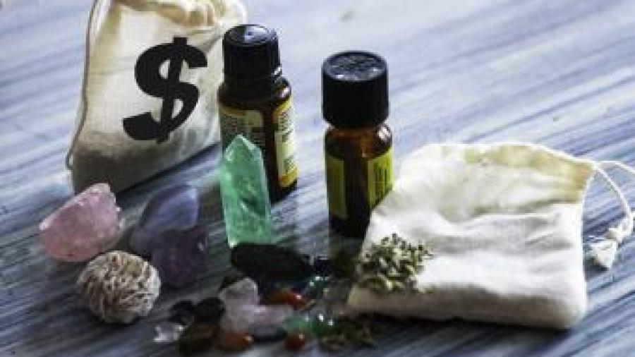 Attraction wealth spells