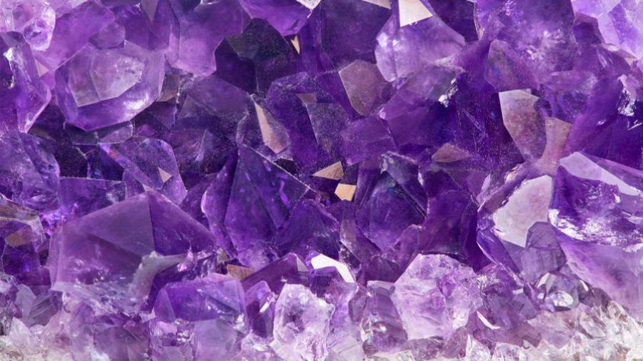 amazonite stone and Amethyst Healing powers