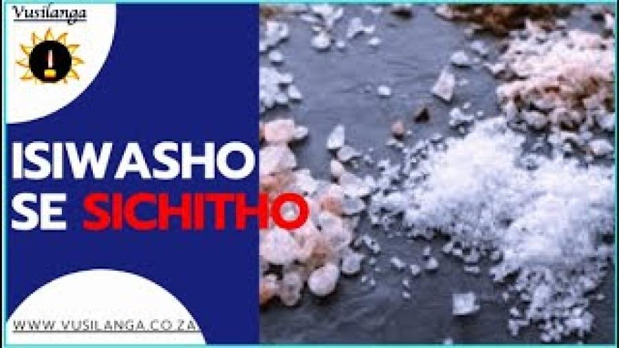 ISIWASHO SESICHITHO