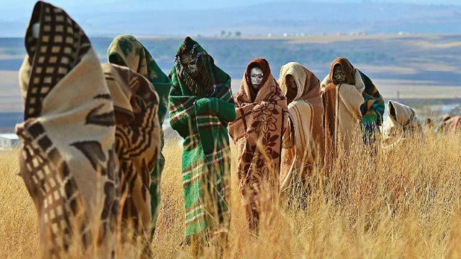 What happens in Xhosa initiation?