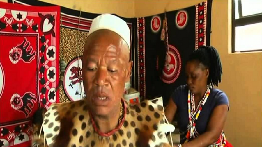 who is the best traditional healer in south africa