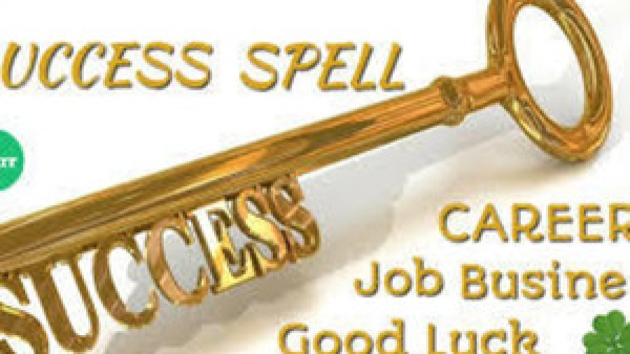 Business Spell for Luck