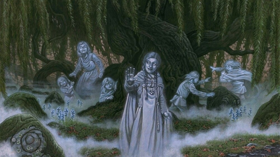 ancestral spirits