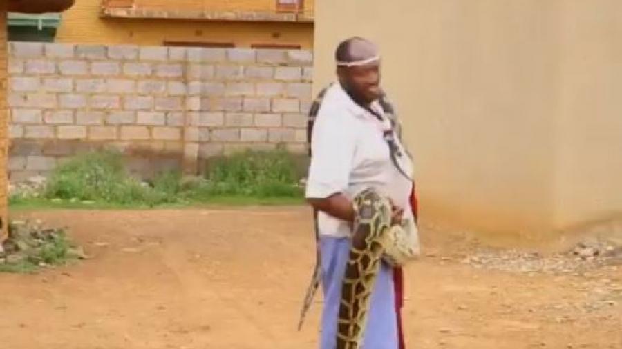 sangoma in soweto
