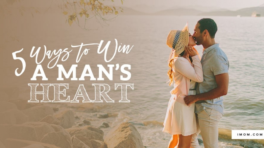 How can a man win a woman's heart