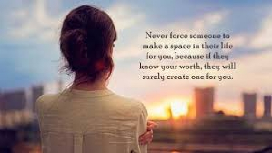 force someone to love you